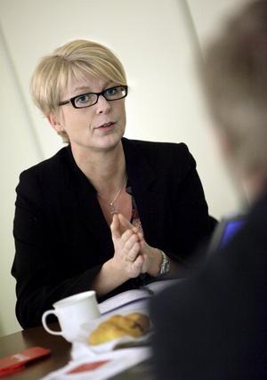 Dags för ny röstningsprocedur, tycker Elisabeth Svantesson (M).