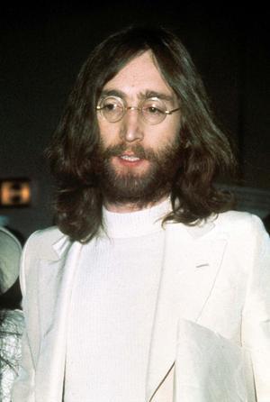 John Lennon 1969.