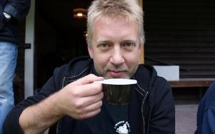Göran Grahn bor i Djurås och är ordförande i klubben.