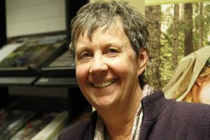 Ingeli Gagner, näringslivsutvecklare i Nordanstig. Foto: Carole Tärnudd/arkiv