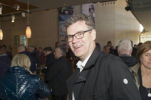 Göran Björkman från Gävle fick föreställningen i 50-årspresent av sin fru Ewa Björkman.