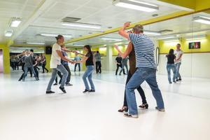 Östersunds Bugg och Rock'n roll-klubb hoppas kunna sprida West Coast Swing så att dansen blir lika vanlig som bugg och foxtrot.