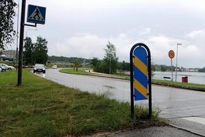 En man från Falu kommun har åtalats misstänkt för att ha haft kniv samt narkotika på sig när han vistades på Tiskenparkeringen, intill sjön Tisken, i Falun.Foto: Sandra Killgren/Arkiv