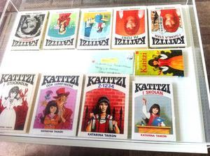 På Storsjöteatern visas just nu en utställning om Katizi.