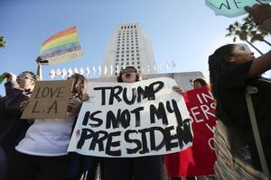 Los Angeles tillhör de städer som ska trotsa president Trump om illegala/papperslösa.
