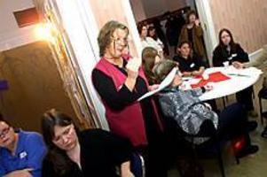 Foto: NICK BLACKMON Kämpar på. Ewa Andrée, projektledare, vägrar ge upp hoppet om Ida.
