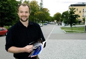Andreas Brännlund startar ny arena för konst på Frösön.