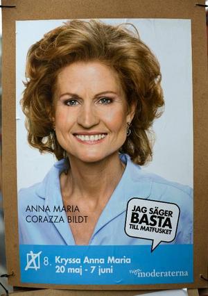 Anna Maria Corazza Bildt (M).