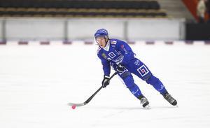 Robin Lundqvist.