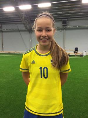 Cornelia Ellefors Eskilstuna United , Emma Engström AIK, Ida Hyttinen Eskilstuna United, Vendela Velander Eskilstuna United.