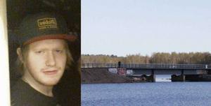 Polisen söker Robin Skytt, 22, som är försvunnen sedan natten till söndag.