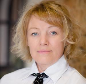Agneta Bravélius på Barns Rättsskydd.