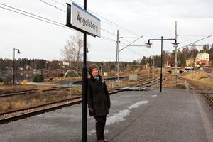 När SJ tog över trafiken får Britta Lockner betala mer för tågbiljetten, trots att det är samma tåg, personal och sträcka.
