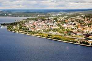 Jens Nilssons slutsats är att det har varit bra för Norrland med vårt medlemskap i EU.