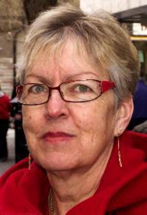 Margaretha Nilsson, 62 år, Kälarne:– Nej, det har jag inte tänkt. Jag brukar inte göra det. Det är så många andra som gör det. Det är roligt med aprilskämt.