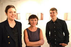 En resa till Istanbul blev utgångspunkten för Åsa Nilsson Maria Kristoffersson och David Carlsson på Drejeriet.