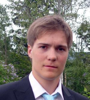 Johan Sjölund, Härnösand, fyller 18 år i dag.