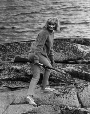 Monica Zetterlund är en av figurerna i