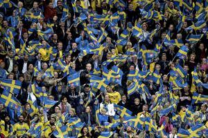 Det går bra för Sverige, tillväxten steg med över fyra procent i fjol.