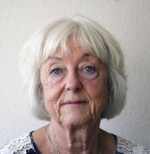AnnMarie Gunnarsson är byggnadsantikvarie. Hon säger att man ska vara rädd om de slagghus som finns. Det kan aldrig byggas några nya.