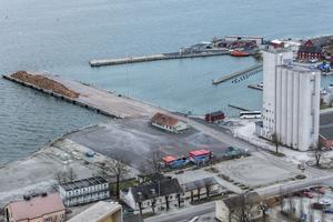 Region Gotland har redan valt att säga nej till att hyra ut Slite hamn till gasledningen Nord Stream 2.