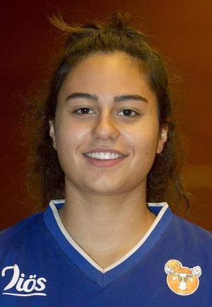 Alexandra Andreou. Forward.