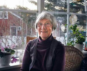 Svenska Läkare mot Kärnvapen har tilldelat Inger Holmlund en nyinstiftad utmärkelse för insatser för en kärnvapenfri värld.