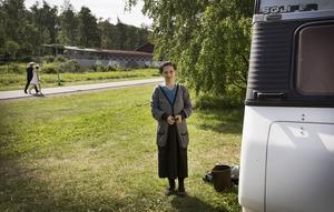 Rita ser fram emot att kunna leva ett hyfsat ordnat liv, även om det är högst tillfälligt i en husvagn.