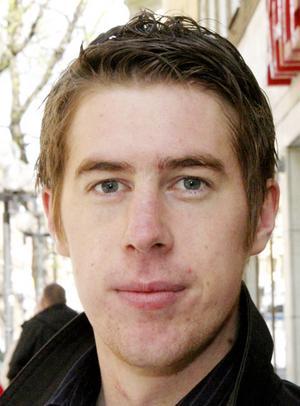 Johan Pihlström är den senaste förstärkningen i Ytterhogdal. Pihlström var i fjol (som lagkapten) med att föra upp IFK Östersund till division 2.   Arkivbild: Ingmar Reslegård