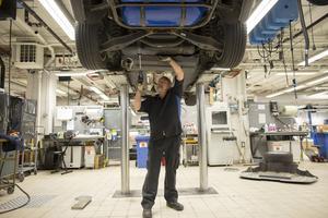 Det är stora skillnader i servicekostnader bland de vanligaste bilmodellerna.