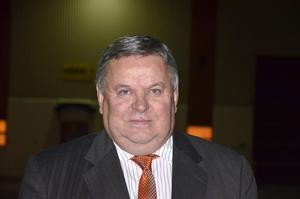 Rysslands ambassadör Viktor Tatarintsev.