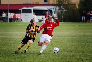 IFK Östersund åkte ut i semifinalen mot Vaksala, men kan ändå glädja sig med att vara bästa länslag i årets storsjöcup.