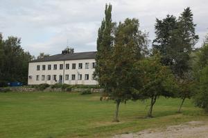 I nuläget bor omkring 40 personer på asylboendet i Stöndar.