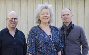 Katarina Josephsson trio. Foto: Åsa Eriksson.