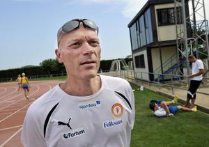 Thomas Eriksson.