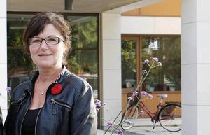 Sandvikens kommunalråd Kerstin Almén (S)