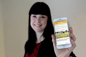 Nu kan du ladda ner vår nya app till din mobil eller läsplatta.
