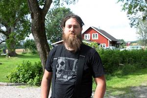 Regissören Jonas Petersson.