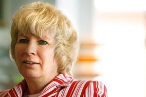 Carola Helenius-Nilsson, chef på skolförvaltningen i Gävle kommun.