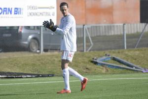 Kalle Jansson blixtvärvades till Sandvikens IF inför seriestarten. Nu har han hållit nollan i fyra av sex matcher.