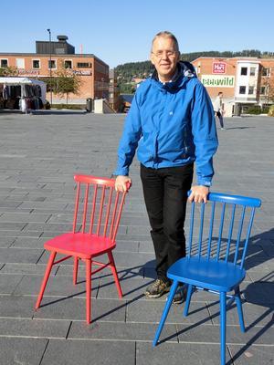 Peter Johansson (SD) från Östersund vill ta en plats i landstingsfullmäktige och hoppas att något parti vill samarbeta med dem.