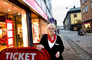 Den 7 december slår Ticket igen sin butik i Falun. I stället väljer man att utvidga i Borlänge.