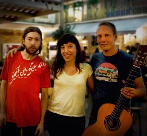 8 november - Robin Cochrane, Safoura Safavi och Johan Moberg spelar tillsammans på SAM:s jubileumskonsert