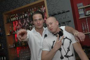 Tabazco. Markus och Andreas Ekvall