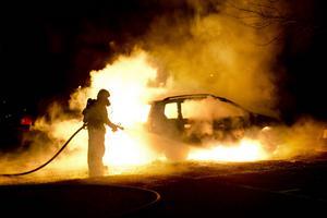Södertälje är den ort näst efter Västerås som är värst drabbad av bilbränder sett till antal invånare.