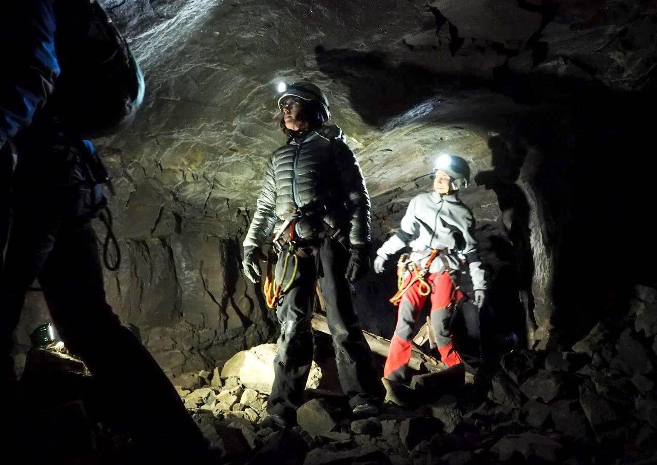 Kvinna omkom i dykolycka i aventyrsgruva