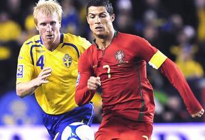 I förra kvalmötet (0–0) mellan Sverige och Portugal höll Petter Hansson och svenska laget Ronaldo och hans lagkamrater i schack. På lördag väntar samma utmaning igen.