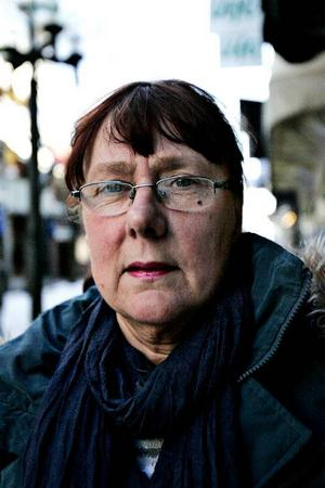 Margareta Jönsson, 55, Brunflo:– Ja, om det gagnar företaget.
