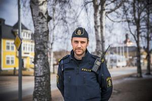 – Det är inte alltid jag som polis kan göra skillnad, men i samband med olyckan kände jag och mina kollegor att vi faktiskt gjort det, säger gruppchefen vid polisen i Sveg, Erik Sidenvall.
