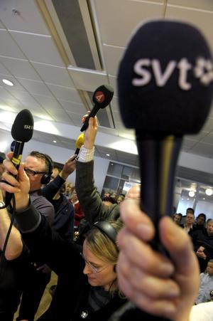 Pressuppbåd. Dan Anderssons rapport sätter press på pressen och visar att framtidens kvalitetsjournalistik är i fara.